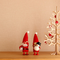 """今年はおうちでゆったり♪""""北欧スタイル""""のクリスマスインテリアを楽しもう"""