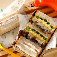 サンドイッチとあったかスープとプラスアルファの、1週間レシピ