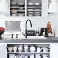 新しい年に向けてより綺麗に&使いやすく♪「キッチン戸棚」のイメチェン術