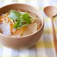 お疲れ気味の体を労わる。胃にやさしいレシピ