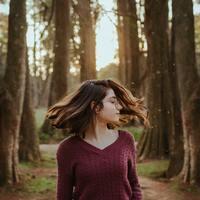 髪のパサつきや頭皮のかゆみ…。乾燥ダメージから守る「冬のヘアケア」対策