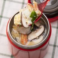 保温調理ができるよ♪スープジャーのお弁当『〇弁(まるべん)』レシピ集