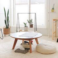 《一人暮らし向け》ソファを置かない部屋づくりのアイデア