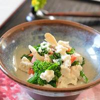 ヘルシーで、季節の彩りも◎いろいろな食材で作る【白和え】レシピ