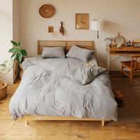 【ワンルーム編】ベーシックカラーで作る、みんなの「ベッド周り」のおしゃれの工夫