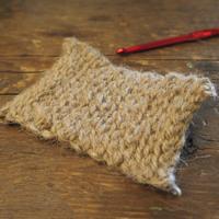 洗剤も節約♪初心者でもできる「エコたわし」基本の編み方