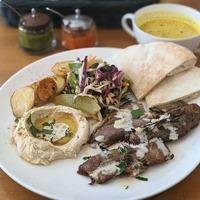 都内で人気の「中東料理レストラン」香辛料を使ったヘルシーなおいしさ!