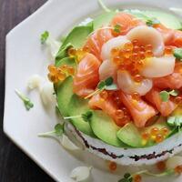 おうちで晴れやか、ごちそう気分♪ 【手作りお寿司】バリエーションレシピ