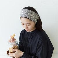 【ヘアターバン&ヘアバンド】で、簡単・可愛くヘアアレンジ!