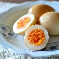 ゆで卵のアイデアレシピ30選♪<上手な茹で方ガイド付き>でアレンジ自在