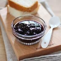 手作り「ブルーベリージャム」レシピ。基本の作り方&人気アレンジ