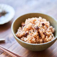ふっくらおいしい「玄米ご飯」基本の炊き方とアレンジレシピ