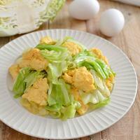 《キャベツと卵》で何つくろう?和風・洋風・中華+αのレシピ25品