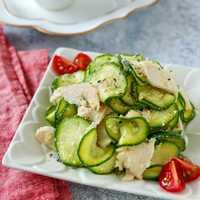 副菜から主菜まで。夏野菜の人気者「ズッキーニ」のアレンジレシピ