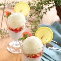 夏気分を高める!「ひんやりパフェ」レシピ&おすすめパフェグラス