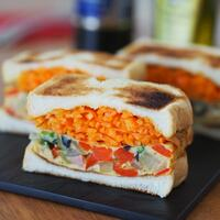 組み合わせは無限大!いろいろな具材で楽しむ「サンドイッチ」レシピ