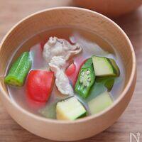 夏の体を労わる「お味噌汁」簡単&具だくさんレシピとちょい足しアレンジ