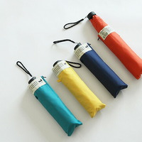 突然の雨に備えて【軽量折り畳み傘】をバッグに入れておこう