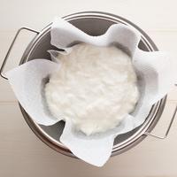 チーズケーキだけじゃない!「水切りヨーグルト」の作り方と活用レシピ
