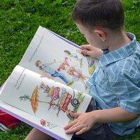 もっと英語の絵本を身近に。ABCから始める子どもに人気の絵本16選