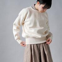 程よくゆるくて大人かわいい*「スウェット×スカート」の秋冬コーデ