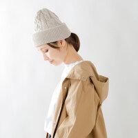 秋冬ファッションの名脇役。「ニット帽」おすすめ&参考コーデ集