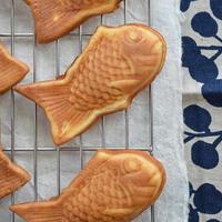 今度のおやつに作ってみよう。おすすめ【たい焼き器】とアレンジレシピ