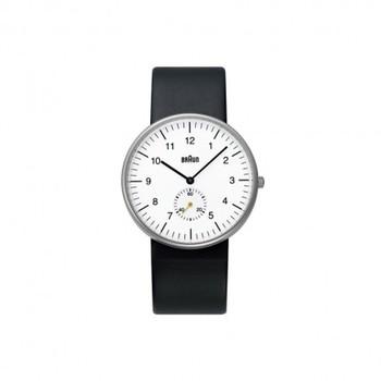 こちらも女性が使いやすいデザイン。個人的には、BRAUNの腕時計の中で一番好きなモデルです。