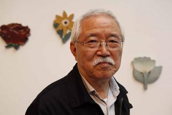ちなみに、石本藤雄さんはこんな素敵な方。これからも、かわいい&かっこいいデザイン、楽しみにしています!