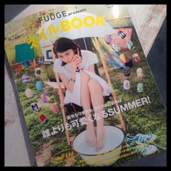 雑誌やネイルブックへの掲載も多数。 新しいデザインが日々生み出されています。
