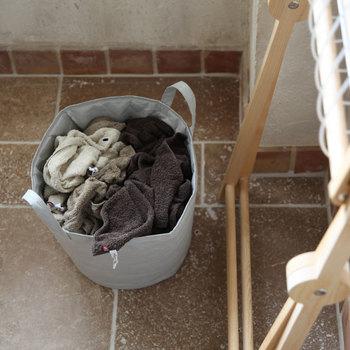 毎日使うものだから、しっかり洗ってしっかり乾かして長く使いたいものです。 コシの強い仕上がりになっているので耐久性があり、洗濯してもその質は低下しません。 洗濯するのも楽しくなりそう。