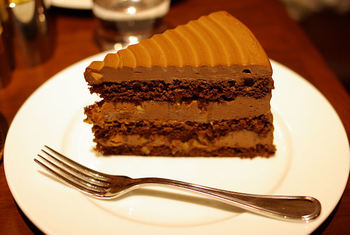 チョコレートに目がないあなたには、ぜひ「チョコレートケーキ」を。