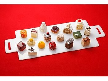 可愛らしいケーキたちは、焼き菓子に負けず劣らず絶品揃いです。京都ならではの贅沢なケーキたちには思わず心奪われてしまいます。