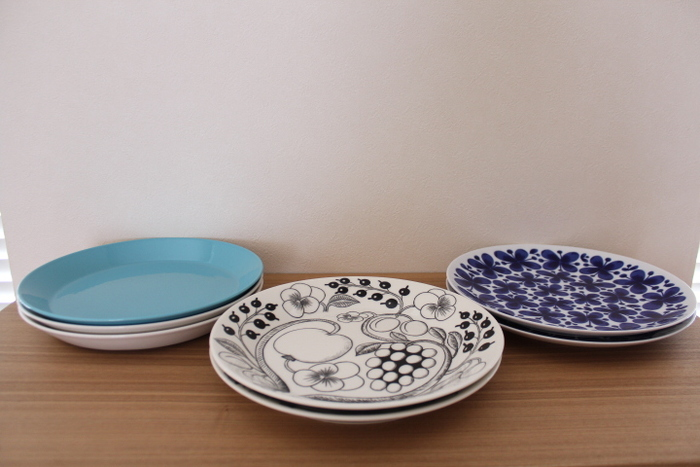 デザインやカラーにあたたか味のある北欧食器はイングリッシュマフィンとの相性抜群です。シンプルな具材でも食卓がパッと華やかに。忙しい朝が驚くほど豊かな時間になります。