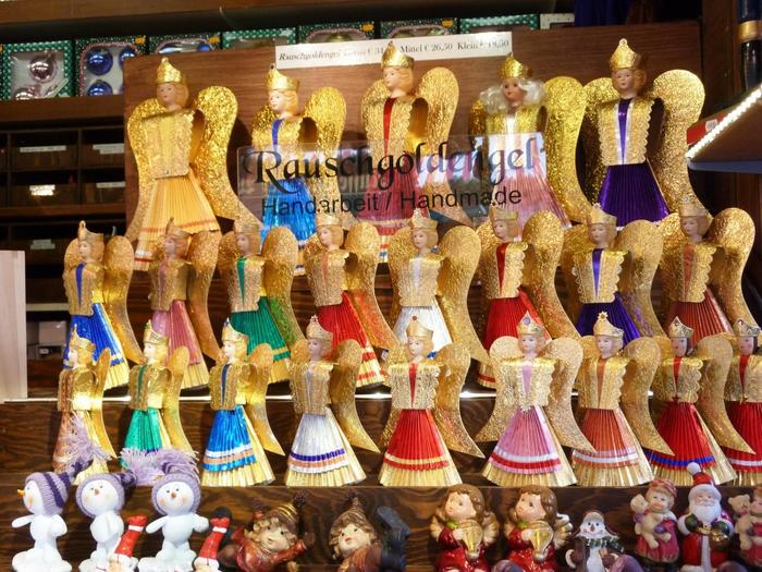一度は行ってみたい。ドイツ・ニュルンベルクのクリスマスマーケット