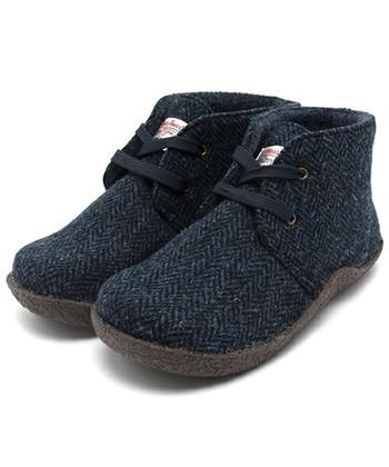 デザートブーツ  靴の中側にボアがつけられているので防寒性はばっちり。 冬に履きたくなる可愛いブーツです。