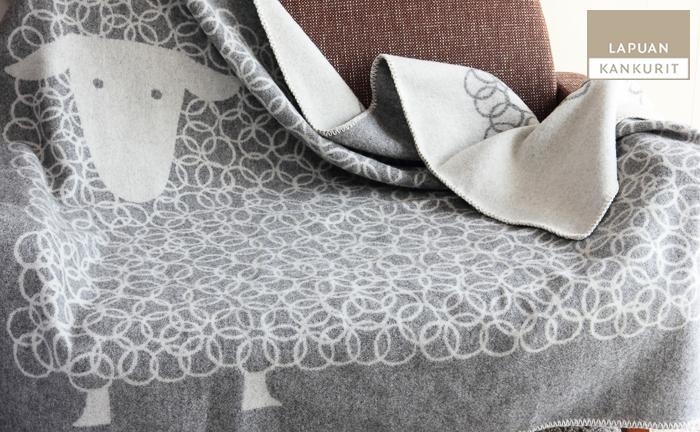 羊さんの絵柄がたまらく可愛くて癒されます…  デザインを担当したのは、日本人デザイナー、鈴木マサルさん。