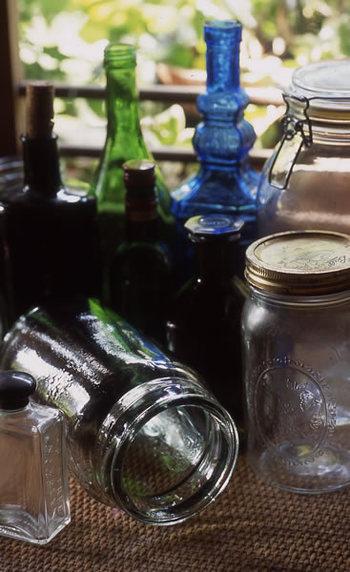 プラスチックの容器などは使わないというベニシアさん。しかし、「こうした方がいい!」と押し付けるのではなく、「私はこれがいいと思ってやってるの」という紹介の仕方なので、とても好感が持てます。