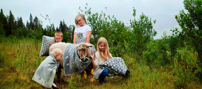 北欧の厳しい冬を乗り越えるために。ラプアンカンクリのアイテムに注目!