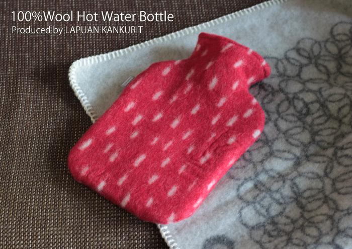 湯たんぽ KIRIN  材質カバー:ウール100% サイズ縦32cm×横18cm×厚さ6cm    日本人デザイナー鈴木マサルさんのデザイン!