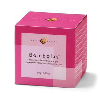 アート系チョコでも有名なエンリコ ロヴェイラ。 一度食べたら病みつきになる美味しさです。 ピンクのパッケージも可愛い☆