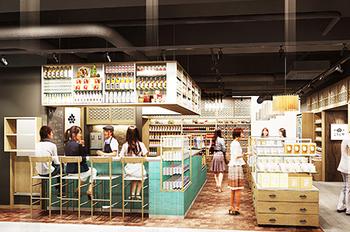 新潟県の魚沼地方で生まれた「千年こうじや」。雪深い地域で生まれた発酵食品の豊かさと美味しさを実感することのできるお店です。