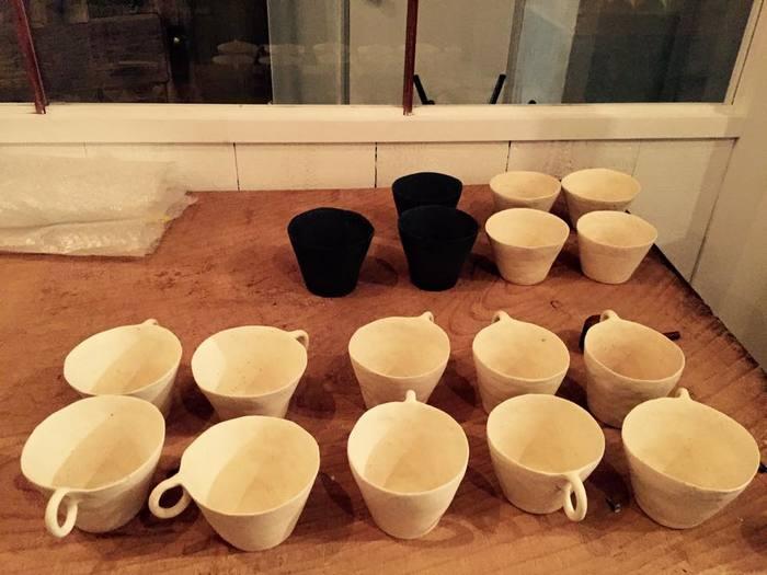 SŌKのカップでカフェ時間を過ごす一日...想像するだけで豊かな気持ちになります。