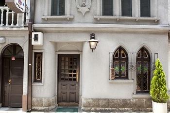 昭和9年創業の老舗喫茶店「フランソア喫茶室」。