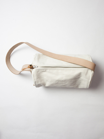 カレとシェアしても。オーダーメイドもできる<佐藤防水店>のバッグがかわいい!