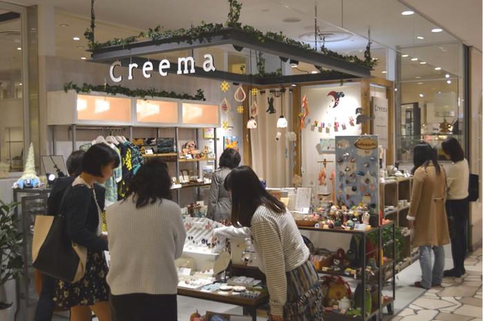 """まるでハンドメイドの宝箱。""""世界に1つ""""が集まるお店「Creema store(クリーマストア)」"""