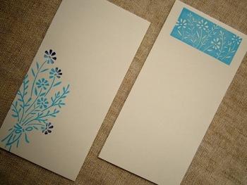 封筒はお札を折らずに入れられるサイズなのでお手紙以外の用途にも使えるのが嬉しい。 便せんは2タイプ入っており、用途に合わせて使い分けできるのも嬉しいです。
