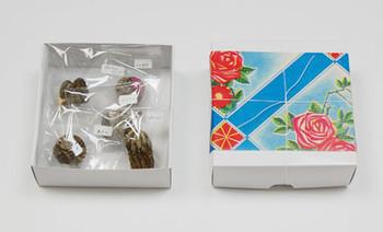工芸茶のセット箱。