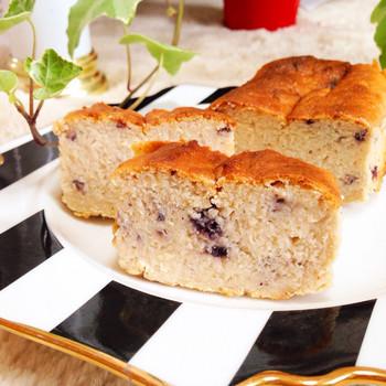 ホットケーキミックスで作る簡単なチーズケーキにもおからを入れちゃいましょう。 冷やしておいしい♪