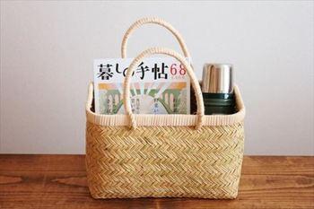 丈夫でしなやか。100年使える【岩手鳥越】の竹細工を暮らしに招こう | キナリノ